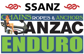 2018 Chains Ropes & Anchors  ANZAC ENDURO