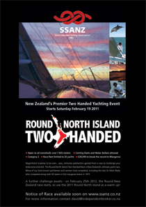 2011 Round North Island Two Handed Race